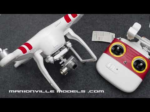 How to Use DJI Phantom 2, Vision + Plus Assistant Software. Calibration, Setup, Change to Naza M