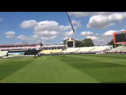 Check out what Edgbaston looks like in 12 seconds - the perfect venue for the Friends Life t20 Finals Day.