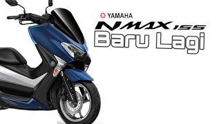 Yamaha all New N-Max 2019 terbaru hasil render motoblast.org