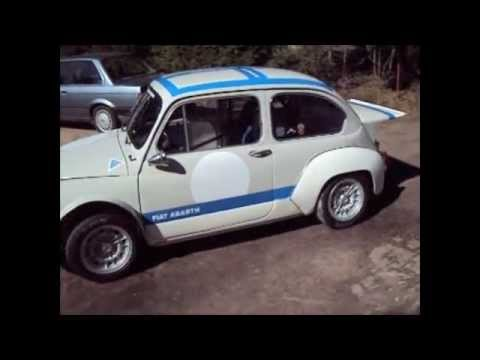 Fiat Abarth 1000 TCR copy with Radiale cylinder head