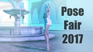 Pose Fair 2017 in Second Life
