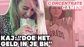 """SOPHIE IS ZO ONHANDIG IN DIT SPEL"" 