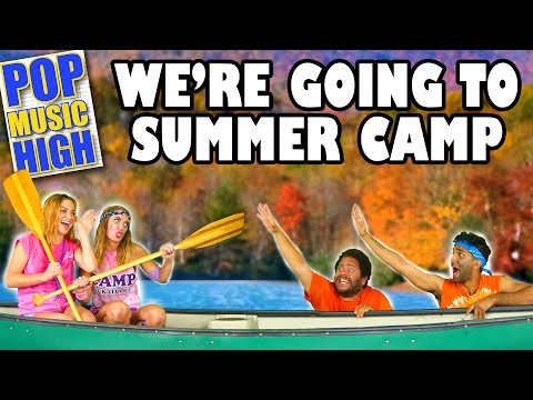 We're Going to Summer Camp: Music Video Sneak Peek from Pop Music High Song. Totally TV