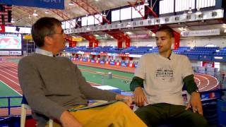 Matthew Centrowitz Interview