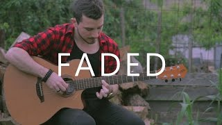 Video clip Faded - Alan Walker (fingerstyle guitar cover by Peter Gergely)