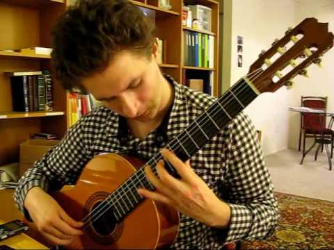 Gaspar Sanz - Canarios (Guitar)