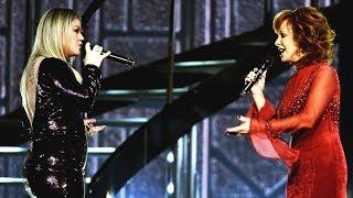 Download Lagu Kelly Clarkson & Reba - 'Does He Love You' Bridge Notes Evolution (2002-2018) Gratis STAFABAND
