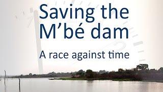 AfricaRice : Saving the M'bé dam - A race against time