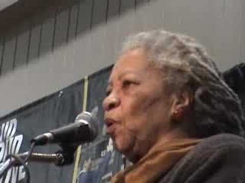 words matter: w/ Toni Morrison Video