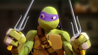 Teenage Mutant Ninja Turtles Legends - Part 186 - HD 1080p