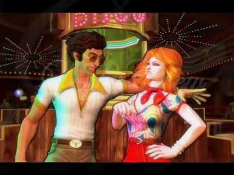 Dance Central Romance - Miss Aubrey and Angel