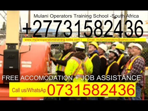OVER HEAD CRANE Training Centre in Polokwane, Nelspruit,mpumalanga +27731582436