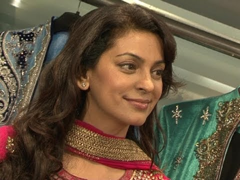 Interview Of Juhi Chawla For Film 'Main Krishna Hoon'