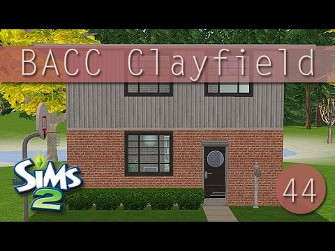 Let's Play The Sims 2 - BACC Clayfield - Episode #44 - The Fraternity Boys