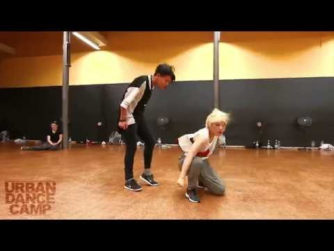 "Koharu Sugawara ft. Yuki Shibuya :: ""Cocaine"" by Robin Thicke (Choreography) :: Urban Dance Camp"