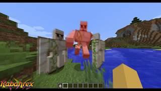 Minecraft: 5 cosas que no sabías del Gólem de Hierro! - Rabahrex