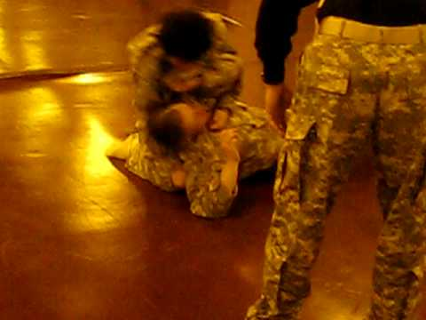 Modern Army Combatives Image 1