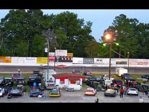 North Carolina Auto Racing on Wake County Speedway In Raleigh  North Carolina For Some Auto Racing