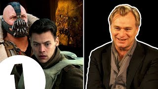 Christopher Nolan on casting Harry Styles, In Nolan We Trust and masking Tom Hardy & Cillian Murphy