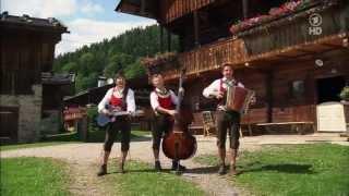 Trio Alpin - I Bin Do, Du Bist Do