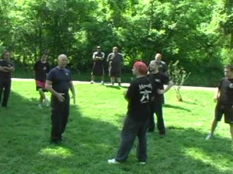 Bando Elbow Training at ICSA Camp, Athens, Ohio  May 2011 Image 1