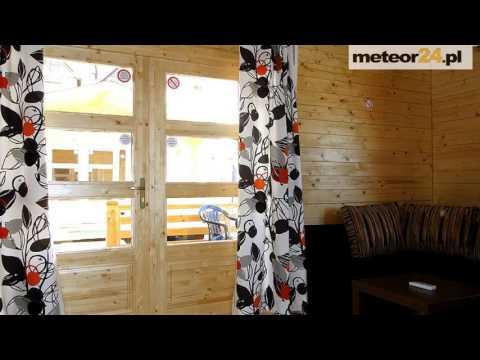 Ośrodek Wczasowy, Domki Wypoczynkowe - Krynica Morska Meteor24.pl