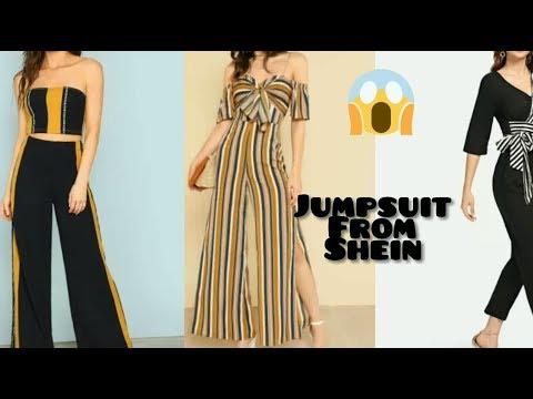 JUMPSUITS FOR WOMEN || JUMPSUIT DESIGNS || LATEST JUMPSUIT DESIGNS 2018-19