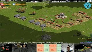 AoE 22 Random BiBiCub vs Hà Nội ngày 23-11-2017
