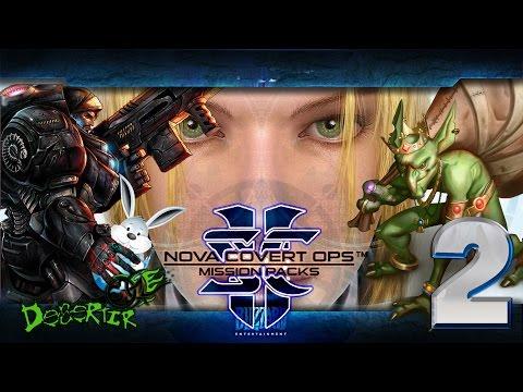 Пасхалки StarCraft 2: Nova Covert Ops - Часть 2 | Easter Eggs №2 - NCO