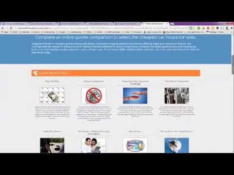 Compare Auto Insurance Quotes Online Free in Under 10 Minutes