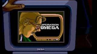 The Ooze Intro Sega Genesis
