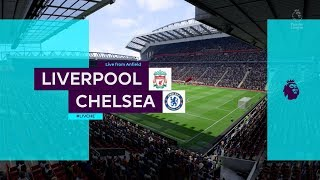 Liverpool vs Chelsea 2-0 | Premier League - EPL | 14.04.2019