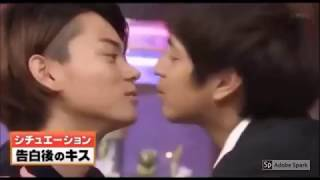 Masaki Suda Kissing And Hugging 菅生 大将 菅田 将暉