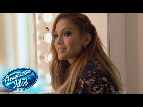 Top 13 Results -- 5 Facts about Jennifer Lopez in 20 Seconds - AMERICAN IDOL SEASON XIII