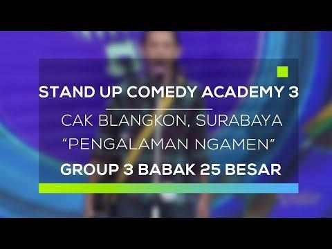 download lagu Stand Up Comedy Academy 3 : Cak Blangkon, Surabaya gratis