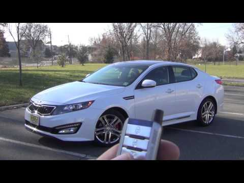 2013 KIA OPTIMA 2013 Remote start Cool start RS4-G4