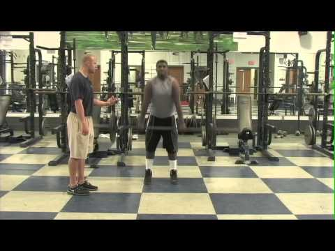 MVP Training: Olympic Lifting- Power Shrug Image 1