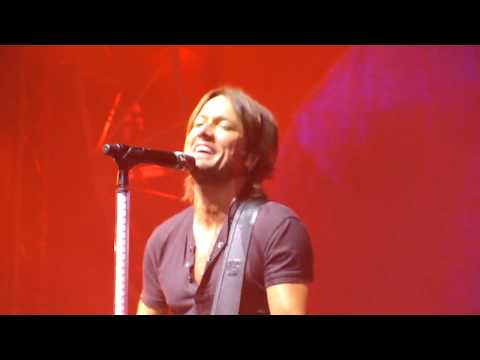 Put You In A Song - Keith Urban - Toronto - ACC - Sept 10, 2011-Get Closer Tour