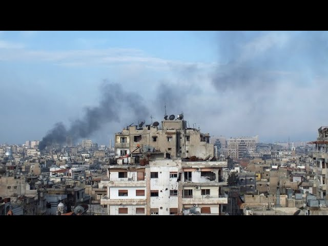 Syria marks grim anniversary as civil war enters 8th year