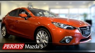 All New Mazda3 (2014) review with Skyactiv Technology