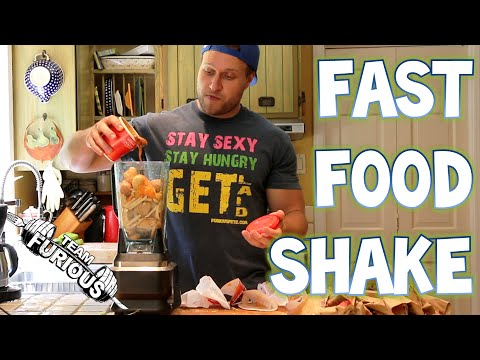 The Ultimate Fast Food Shake | Furious Pete