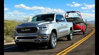 2019 Ram 1500 Towing Capability - Demo