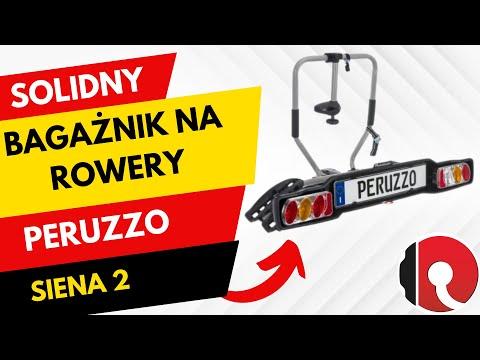 MARTEC: Platforma Rowerowa Peruzzo Siena