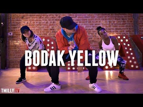 Cover Lagu Cardi B - Bodak Yellow - Dance | Choreography by Mikey DellaVella - #TMillyTV #Dance