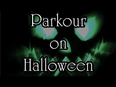 Minecraft : Parkour - Parkour on Halloween by Expert 1.4.6 [ DOWNLOAD ]
