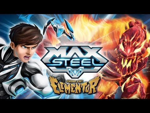 Max Steel - Universal - HD Gameplay Trailer