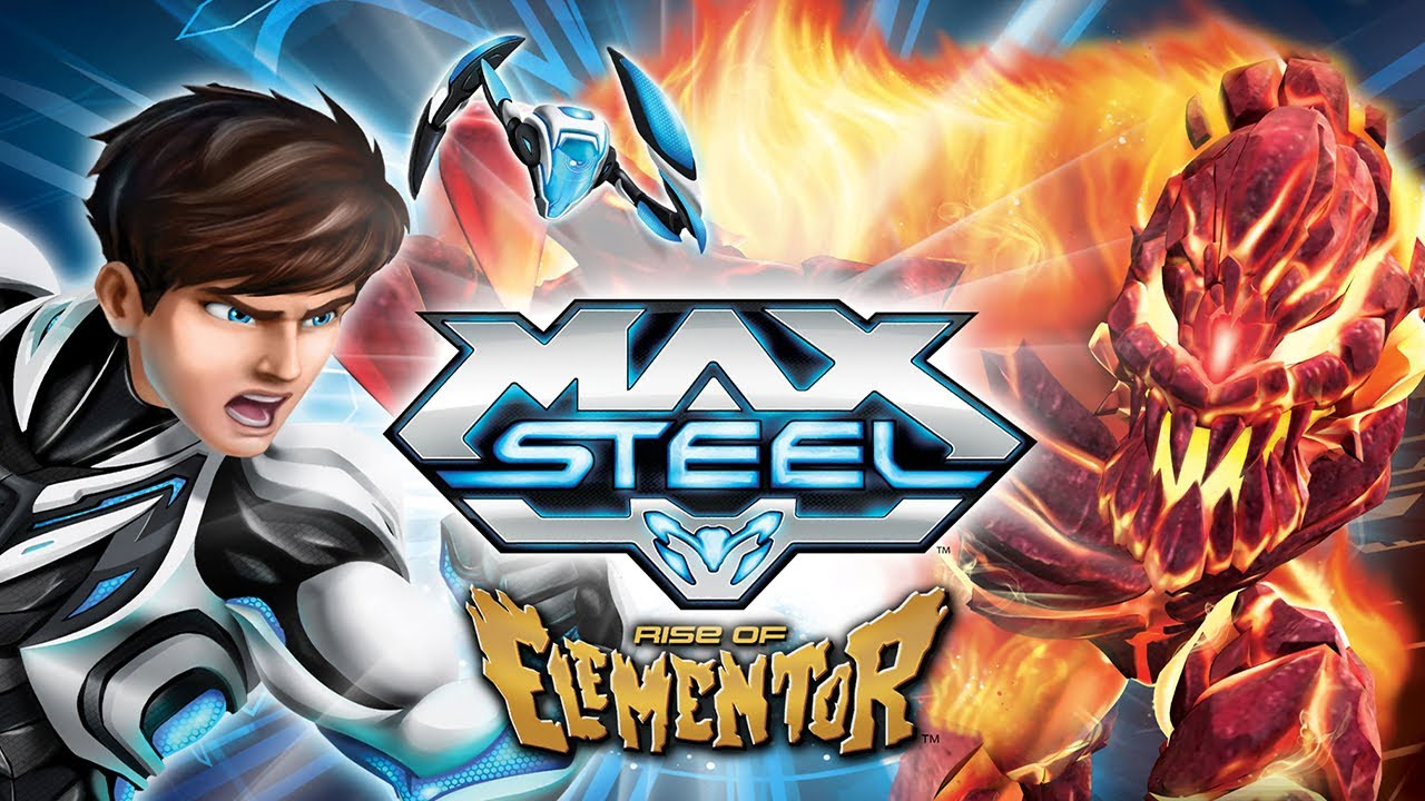 Max Steel Universal Hd Gameplay Trailer Youtube