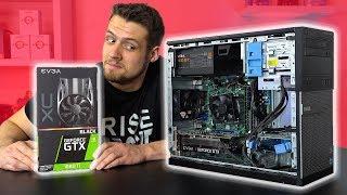 GTX 1660Ti in a Dell Optiplex!