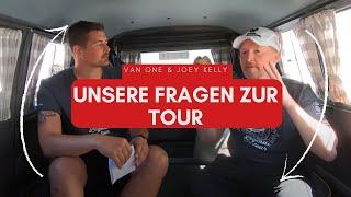 Joey Kelly Bulli-Interview mit VanOne Classic Cars