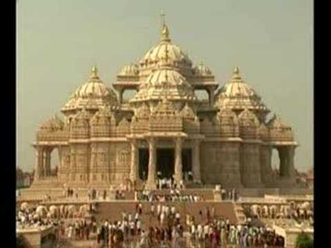 Akshardham, The 8th Wonder of The World-Louise and Stuart s Amazing India Travels